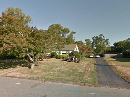 This Google Street View image shows the approximate location of 123 Hollywood Ave{dot} in West Long Branch. The property at this address changed hands in April 2019, when  Jack Braha  bought the property from Abraham and Abbie Sheloush  for $620,000.