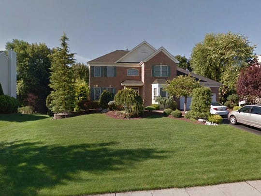 This Google Street View image shows the approximate location of 46 Princeton Oval in Freehold Township. The property at this address changed hands in March 2019, when Andrew J and Jennifer Arnold bought the property from Ronald and Lisa Resnick for $670,500.