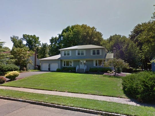 This Google Street View image shows the approximate location of 42 Tracy Drive in Manalapan. The property at this address changed hands in April 2019, when Evan J and Kelly A Battista bought the property from Jeffrey and Lauren Kessler for $510,000.