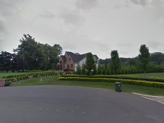 This Google Street View image shows the approximate location of 10 Lebers Lane in Millstone. The property at this address changed hands in March 2019, when Richard and Dorothy Gerbounka bought the property from Barry and Sandra Facen for $850,000.