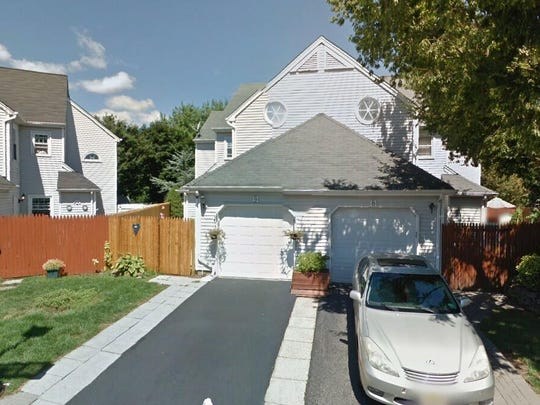 This Google Street View image shows the approximate location of 9 Poe Court in Freehold Township. The property at this address changed hands in May 2019, when  Rongyi Lin  and  Shufen Ma   bought the property from  Nicholas Lamorte  for $333,000.