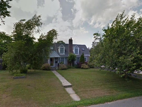 This Google Street View image shows the approximate location of 615 Cedarcrest Drive in Brielle. The property at this address changed hands in May 2019, when Michael W and Elizabeth Mehl  bought the property from  Joanne M Sammer  for $530,000.