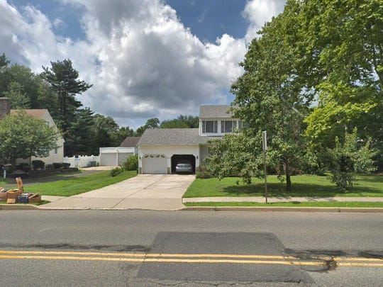 This Google Street View image shows the approximate location of 210 Ravine Drive in Matawan. The property at this address changed hands in May 2019, when  Mina Hanna  and  Engy B Ibrahim   bought the property from  Vernon Paustian  for $395,000.