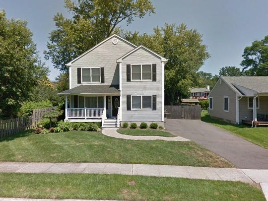 This Google Street View image shows the approximate location of 55 Roosevelt Cir W{dot} in Middletown. The property at this address changed hands in May 2019, when Robert F and Diandra Reinfeld  bought the property from  Antonio Ciccone III  and  Kristin Ciccone   for $525,000.