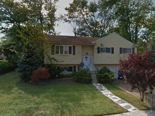 This Google Street View image shows the approximate location of 727 John Terrace in Neptune. The property at this address changed hands in May 2019, when  Kwan Grier  and  Shamika Smith   bought the property from  Colony Holdings LLC  for $285,500.