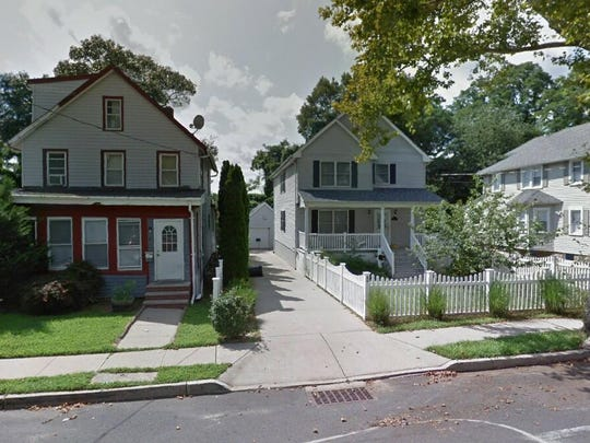 This Google Street View image shows the approximate location of 40 Leighton Ave{dot} in Red Bank. The property at this address changed hands in March 2019, when Michael and Rebecca Ryan  bought the property from  Tres 105, LLC  for $465,000.