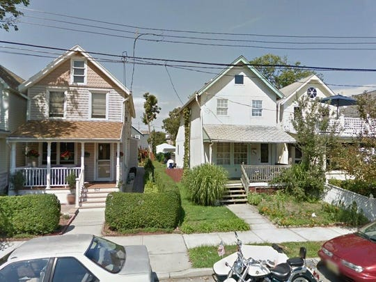 This Google Street View image shows the approximate location of 606 Ocean Park Ave{dot} in Bradley Beach. The property at this address changed hands in May 2019, when Brian and Lesley Reighn  bought the property from  Geffrey Vitale  and  Tiina Seres   for $440,000.