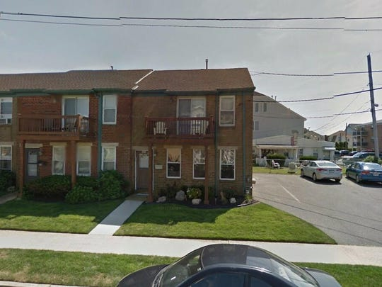 This Google Street View image shows the approximate location of 101 Mccabe Ave{dot} Unit #5 in Bradley Beach. The property at this address changed hands in May 2019, when  Mark Breslauer  and  Elizabeth Friedman   bought the property from  Sari L Perlstein  for $520,000.