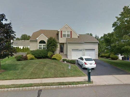 This Google Street View image shows the approximate location of 21 Hospitality Way in Englishtown. The property at this address changed hands in May 2019, when Harold A and Annette Murunga  bought the property from Vincent J and Georgeann L Denardo  for $435,000.