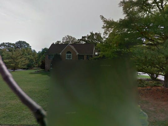 This Google Street View image shows the approximate location of 27 Chestnut Drive in Colts Neck. The property at this address changed hands in May 2019, when Sameer and Migdalia Kodkany  bought the property from Kenneth Y and Gladys C Eng  for $785,000.