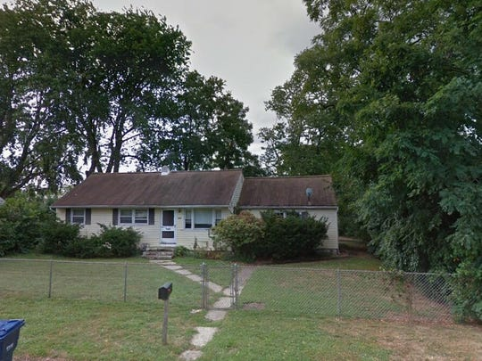 This Google Street View image shows the approximate location of 310 Elm Drive in Neptune. The property at this address changed hands in April 2019, when Ryan and Stephanie Wiemken  bought the property from  Barbara Kraft  for $235,000.