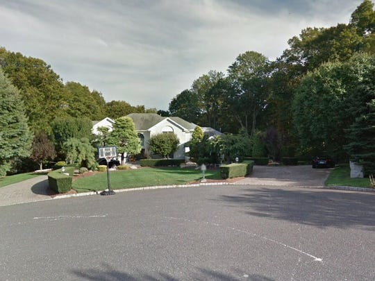 This Google Street View image shows the approximate location of 5 Hemlock Lane in Holmdel. The property at this address changed hands in June 2019, when Charles J and Danielle A Vella  bought the property from Nicholas and Janine Giannotte  for $1,375,000.