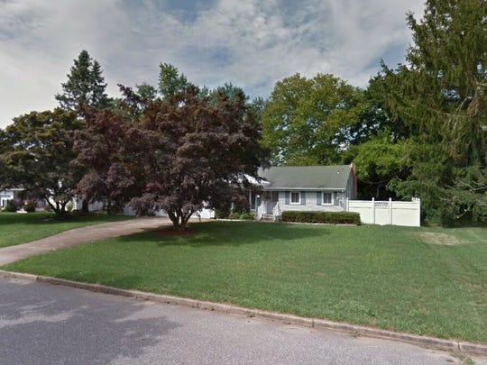 This Google Street View image shows the approximate location of 44 Harvey Ave{dot} in Middletown. The property at this address changed hands in April 2019, when  Ramon Iglesias  and  Amanda Flack   bought the property from  Gerard N Divincenzo  for $392,500.