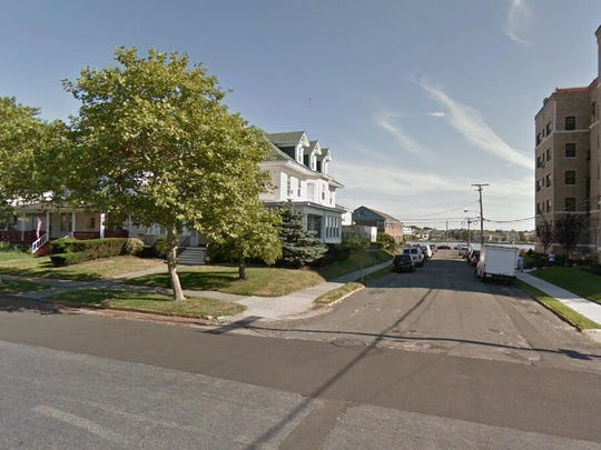 This Google Street View image shows the approximate location of 301 Eighth Avenue, Unit 5 in Asbury Park. The property at this address changed hands in May 2019, when  Christopher S Demaio  and  David W Conner   bought the property from Harris and Trudy Kline  for $280,000.