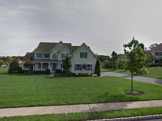 This Google Street View image shows the approximate location of 2 Snowmass Court in Howell. The property at this address changed hands in March 2019, when Brian and Colleen Brach bought the property from Robert E and Rita P Gaither for $670,000.