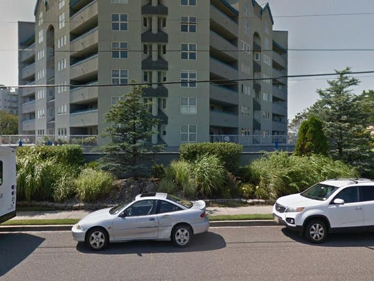 This Google Street View image shows the approximate location of 300 Ocean Ave. No Unit A4 in Long Branch. The property at this address changed hands in June 2019, when Matthew and Sharon Jackson bought the property from Jeffrey Meckler for $647,500.