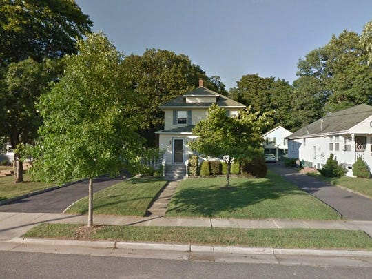 This Google Street View image shows the approximate location of 83 Harrison Ave. in Red Bank. The property at this address changed hands in June 2019, when Sara Joanne Noecker bought the property from Chris and Lauren Garofalo for $480,860.