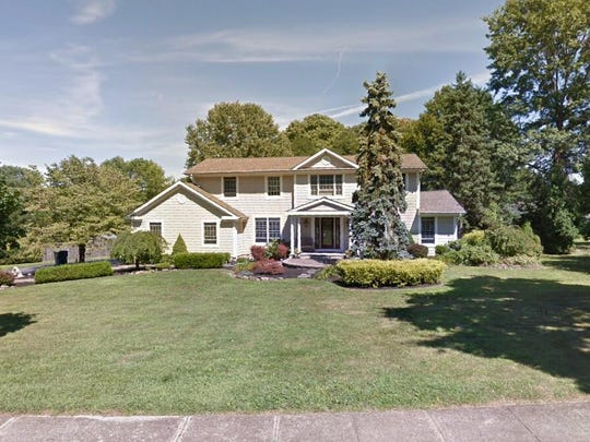 This Google Street View image shows the approximate location of 10 Jocarda Drive in Middletown. The property at this address changed hands in June 2019, when Jeffrey R and Jena A Calabrese bought the property from Yyw Holdings LLC for $775,000.