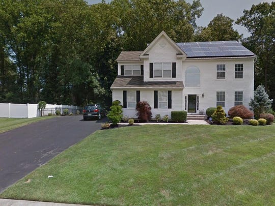 This Google Street View image shows the approximate location of 29 Knightsbridge Place in Jackson. The property at this address changed hands in May 2019, when Batsheva and Moshe Lapa bought the property from Randall and Allison Shain for $465,000.