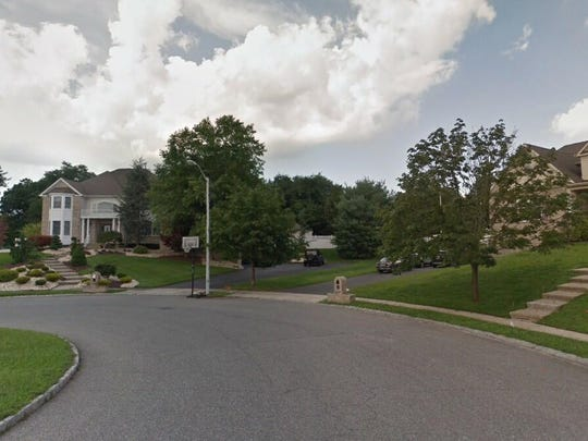 This Google Street View image shows the approximate location of 2025 Paavo Court in Toms River. The property at this address changed hands in May 2019, when Yakov Steinmentz bought the property from Christopher J and Lorraine M Mann for $789,000.