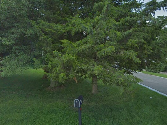 This Google Street View image shows the approximate location of 110 Cottrell Road in Old Bridge. The property at this address changed hands in May 2019, when Varshaben, Shalin and Buckley P Patel bought the property from Davendrakumar and Kamini Patel for $593,000.