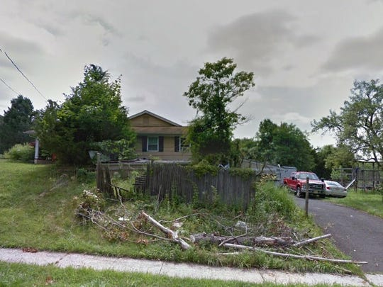 This Google Street View image shows the approximate location of 1706 Washington Valley Road in Bridgewater. The property at this address changed hands in February 2019, when Eric N and Anne Sterner bought the property from C & H Custom Home Builders LLC for $1,180,000.