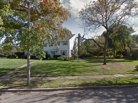 This Google Street View image shows the approximate location of 424 Sentinel Road in Moorestown. The property at this address changed hands in May 2019, when Steven P and Taryn F Dudley bought the property from Enrico and Barbara Marcelli for $670,000.