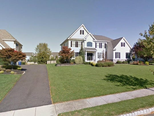 This Google Street View image shows the approximate location of 15 Sheffield Drive in Moorestown. The property at this address changed hands in May 2019, when Yihua Chen and Jacky Ding bought the property from Richard J and Christine Santosuosso for $876,000.