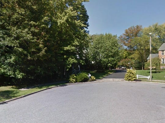 This Google Street View image shows the approximate location of 228 Quakerbridge Court in Moorestown. The property at this address changed hands in May 2019, when Carla and Brent Sheppard bought the property from Ryan and Susan Francis for $670,000.