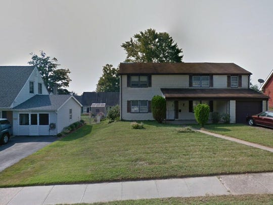 This Google Street View image shows the approximate location of 48 Holyoke Lane in Willingboro. The property at this address changed hands in April 2019, when Glenda W Smiley bought the property from Fractal Investments LLC for $225,000.