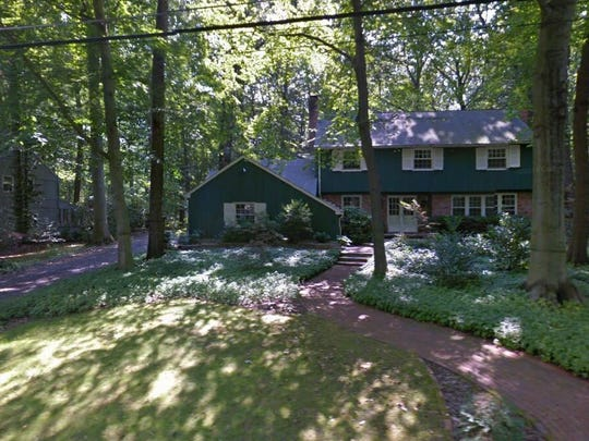 This Google Street View image shows the approximate location of 20 E. Riding Drive in Cherry Hill. The property at this address changed hands in March 2019, when Eric J and Kerri Glassman bought the property from Nathan James and Loree Spencer for $460,000.