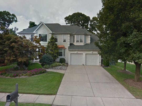 This Google Street View image shows the approximate location of 100 Renaissance Drive in Cherry Hill. The property at this address changed hands in April 2019, when Ronald Carnemolla Jr. and Novick Cara Carnemolla bought the property from Benjamin and Beth Folkman for $507,500.