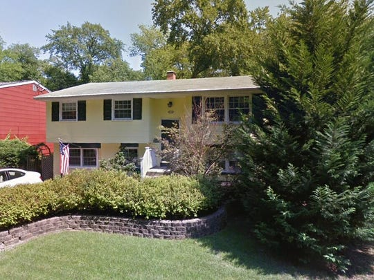 This Google Street View image shows the approximate location of 211 Park Lane in Haddonfield. The property at this address changed hands in May 2019, when Scott Wasserman bought the property from Patricia H Adams for $424,900.