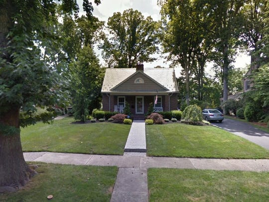 This Google Street View image shows the approximate location of 410 W. End Ave. in Haddonfield. The property at this address changed hands in May 2019, when Georgeanne L and Michael J Kwasniewski bought the property from Mitchell J and Andrea M Dingwall for $560,000.