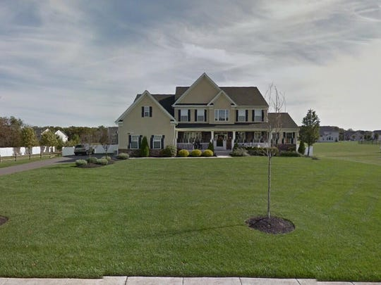 This Google Street View image shows the approximate location of 174 Greenview Court in East Greenwich. The property at this address changed hands in May 2019, when Laura Lamarra and Mark Lamarra Jr. bought the property from Jaime Houck and Todd Houck for $600,000.