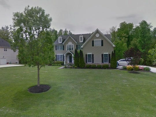 This Google Street View image shows the approximate location of 27 Millwood Court in East Greenwich. The property at this address changed hands in June 2019, when Amy and Derrick D Driscoll bought the property from Lynn D and Robert N Simmerman for $495,000.