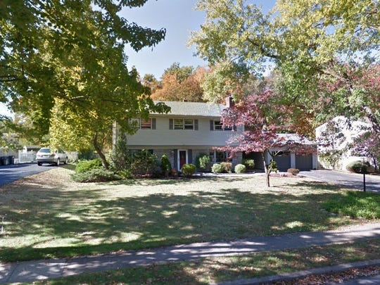 This Google Street View image shows the approximate location of 10 Druid Hill Drive in Parsippany-Troy Hills. The property at this address changed hands in May 2019, when Prasenjit and Mona Guha bought the property from Michael and Jennifer Ostrowski for $610,500.