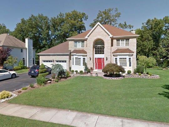 This Google Street View image shows the approximate location of 12 Behrens Drive in Hanover. The property at this address changed hands in May 2019, when Edward and Donna Zdanowicz bought the property from Swait D and Dwarkanath S Shembde for $900,000.
