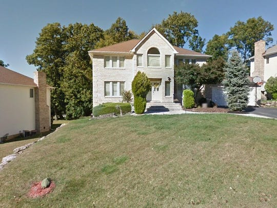 This Google Street View image shows the approximate location of 14 Battleridge Road in Parsippany-Troy Hills. The property at this address changed hands in April 2019, when Talib and Enas Takruri/Hamid bought the property from Abraham T and Julie Manakkunnel/Thomas for $700,000.
