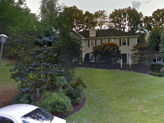 This Google Street View image shows the approximate location of 10 Cobblestone Court in Chatham Township. The property at this address changed hands in May 2019, when Bradley W Smith Jr. and Jessica B Smith bought the property from Charles and Brooke Mccaghey for $1,750,000.