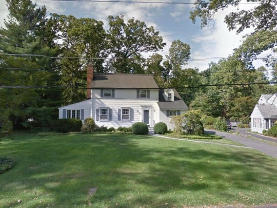 This Google Street View image shows the approximate location of 42 Edgewood Road in Chatham Township. The property at this address changed hands in April 2019, when Brendan and Annemarie Tyne bought the property from Benjamin A and Allison Shirley for $1,200,000.