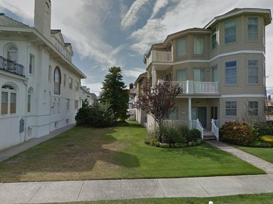 This Google Street View image shows the approximate location of 100 S. Dudley Ave. in Ventnor City. The property at this address changed hands in June 2019, when William H Burstein bought the property from Christian Pompa and Aif J Dougherty for $967,500.