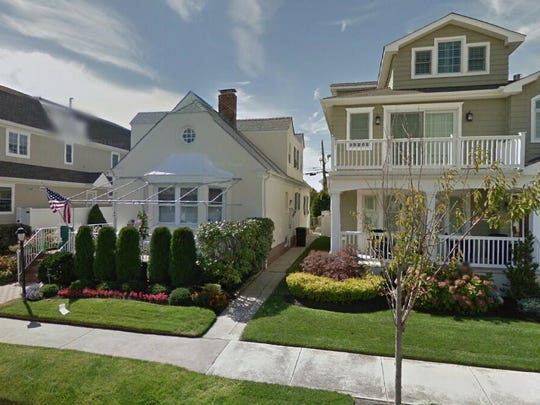 This Google Street View image shows the approximate location of 6 S. Vendome Ave. in Margate City. The property at this address changed hands in May 2019, when Joshua and Nicole Dickstein bought the property from Ari and Natalie Ohnona for $1,750,000.