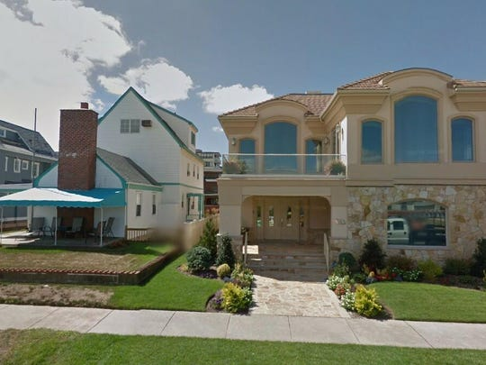 This Google Street View image shows the approximate location of 112 So 18th Ave. in Longport. The property at this address changed hands in June 2019, when Paul F and Ellyn R Sacher bought the property from Diane (Trustee) Gross for $2,225,000.