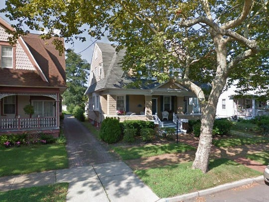 This Google Street View image shows the approximate location of 406 Eleventh Ave. in Belmar. The property at this address changed hands in June 2019, when James F and Paula M Giglio bought the property from Tara E Murphy for $862,500.