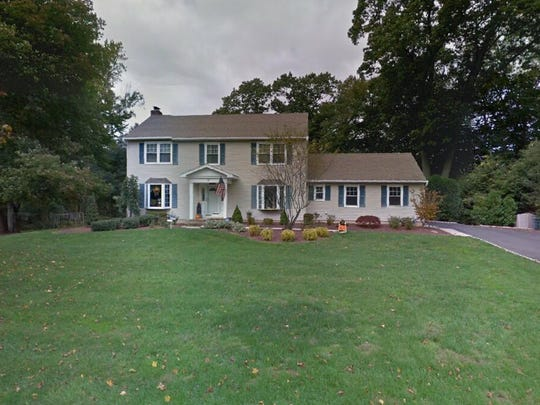This Google Street View image shows the approximate location of 19 Winthrop Drive in Holmdel. The property at this address changed hands in June 2019, when Jaime and Jessica Colon  bought the property from Richard J and Karen A Mnich  for $730,000.