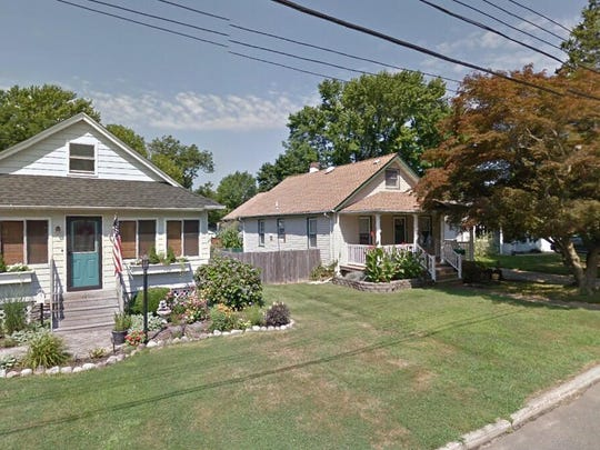 This Google Street View image shows the approximate location of 116 N{dot} Monroe Ave{dot} in Shrewsbury Borough. The property at this address changed hands in June 2019, when  Nicholas Parenty  bought the property from  New World Properties Group, LLC  for $320,000.