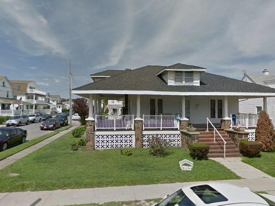 This Google Street View image shows the approximate location of 1808 Surf Ave{dot} in Belmar. The property at this address changed hands in June 2019, when Christian and Susan Ruszala Johnson  bought the property from  Patricia J Saker  for $770,000.