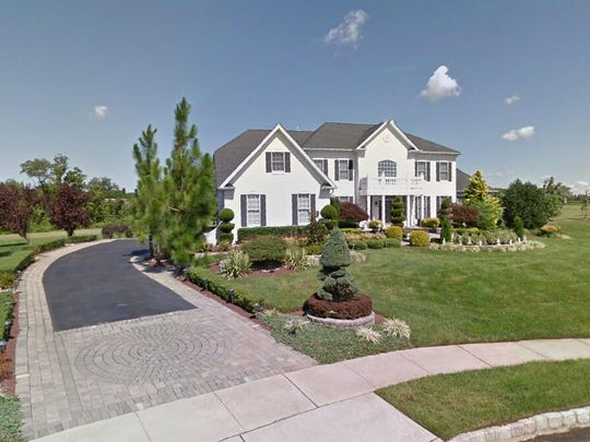 This Google Street View image shows the approximate location of 6 Genek Court in Freehold Township. The property at this address changed hands in March 2019, when David and Jennifer Lee  bought the property from  Francine Palmiotto and  Michael Cotona  for $890,000.