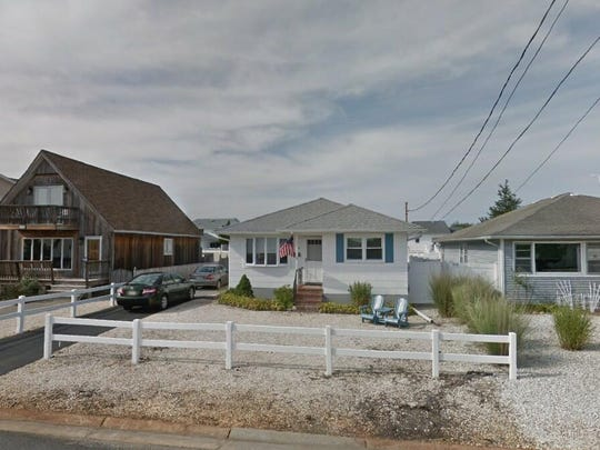 This Google Street View image shows the approximate location of 184 Pershing Blvd. in Lavallette. The property at this address changed hands in June 2019, when Robert and Serrano D Woloshen bought the property from John and Virginia Jacone for $615,000.